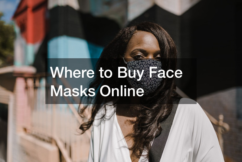Where to Buy Face Masks Online